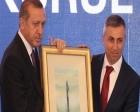 Hiper Gayrimenkul ödülünü Recep Tayyip Erdoğan'dan aldı!