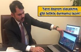 Murat Kurum: 81 ilin 3 boyutlu dijital ikizini çıkardık!
