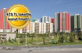 TOKİ'den Ankara'da 2