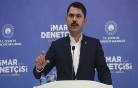 Murat Kurum'dan Doğankent'e konut müjdesi!