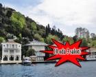 Emirgan Yol Yalısı 15.5 milyon TL'ye satılıyor!