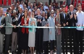 Gaziantep Abdulkadir Yüksel Cami açıldı!