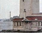 1993 yılında Kızkulesi'nin dibinde Bizans hazinesinin bulunduğu iddia edilmiş!