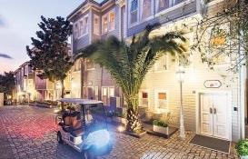 Sultanahmet Soğuk Çeşme Sokak ve Yeşil Ev'de Hilton imzası!