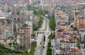 Karaman'da 2019'un ilk yarısında 273 daire yapı ruhsatı aldı!