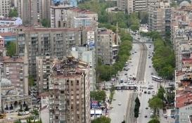 Konya Selçuklu'da 4 milyon TL'ye satılık 5 gayrimenkul!