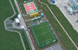 Siemens'ten Gebze'deki çalışanları için spor tesisi!