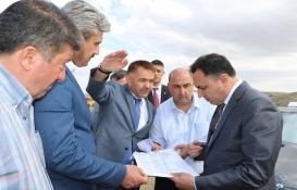 Yozgat Hayvan Hastanesi ve Borsası için arsa tahsisi!