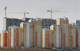 Moskova'da yeni konut projeleri yüzde 23 azaldı!