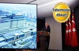 Cumhurbaşkanı Erdoğan: Yıl sonuna kadar 8 şehir hastanesi açılacak!