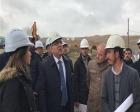 Ergün Turan, Konya inşaatlarında incelemeler yaptı!