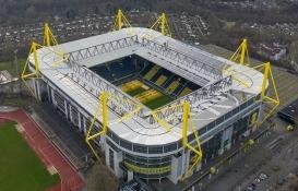Borussia Dortmund'un stadı hastaneye dönüşüyor!