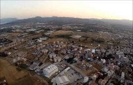 Menderes Belediyesi'nden 3.2 milyon TL'ye satılık tarla!