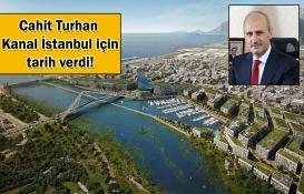 Kanal İstanbul'da inşaat 2020'de başlıyor!