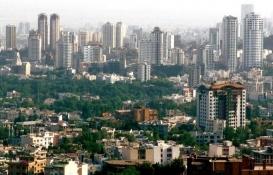 Tahran'da emlak satışları yüzde 60 düştü!