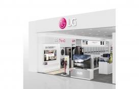 LG, Emaar AVM'de mağaza açtı!