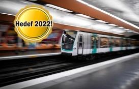 Ümraniye- Ataşehir- Göztepe Metrosu'nun inşaatı yeniden başladı!
