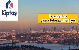 KİPTAŞ'tan kentsel dönüşüme 1 milyar TL yatırım!