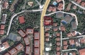 Rumeli Hisarı'nda 25 milyon TL'ye icradan satılık apartman hissesi!