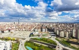 Konya'da 2019 yılı Kasım ayında 3 bin 643 konut satıldı!
