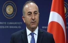 Mevlüt Çavuşoğlu: Güvenli bölgede konut ihtiyacı karşılanmalı!