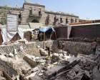 Sahabe Sultan Sasa cami ve türbesinin yapımı bitme aşamasına geldi!