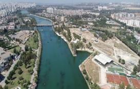 Adana'da 3 köprü için şantiye kuruldu!