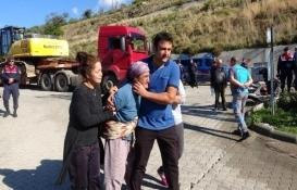 Marmaris'te yıkım için gelen ekibi görenler ağladı!