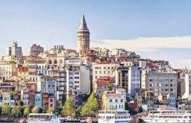 Beyoğlu'nda 31 milyon TL'ye satılık gayrimenkul!