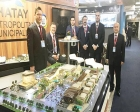 Hatay Büyükşehir Belediyesi yeni projeler için düğmeye bastı!