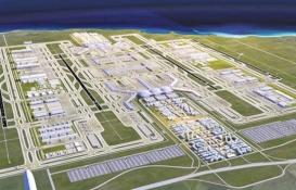 İstanbul 3. havalimanı inşaatına ilişkin 5 soru TBMM'de!