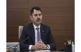 Murat Kurum, 6 aylık maaşını Milli Dayanışma Kampanyası'na bağışladı!