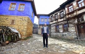Bursa Cumalıkızık'taki tarihi yapılar restore ediliyor!