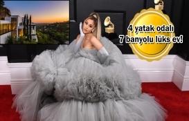 Ariana Grande Hollywoods Hills'te 13,7 milyon dolara malikane aldı!