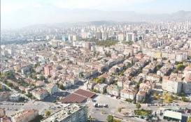 Kayseri Melikgazi'de 6,6 milyon TL'ye icradan satılık apartman!