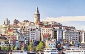 Beyoğlu'nda 31.7 milyon TL'ye yapım karşılığı kiralama işi!
