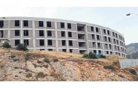 Muğla Bodrum Devlet Hastanesi inşaatında son durum ne?