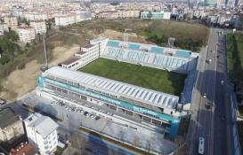 Bursa İbrahim Yazıcı Stadyumu açıldı!