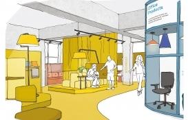 Mod Tasarım'dan 4 milyon TL'lik ofis ve müşteri deneyimi!