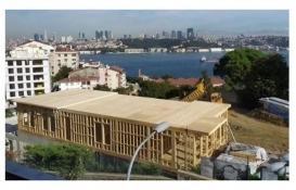 Hüseyin Avni Paşa Korusu'ndaki inşaat mühürlendi!