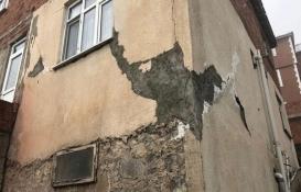 Ordu'da heyelan nedeniyle bazı evler boşaltıldı!