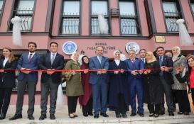 Bursa Yaşam Kültürü Müzesi açıldı!