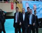 İzmir Atatürk Stadı'nda toplu açılış töreni düzenlendi!