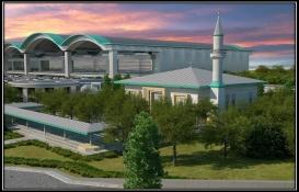 Sabiha Gökçen Havalimanı'na yapılacak cami için ihale açıldı!