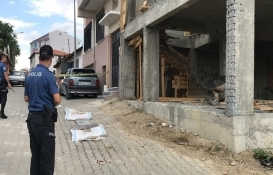 Edirne'de 2'nci katından düşen inşaat işçisi hayatını kaybetti!