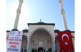 Recep Tayyip Erdoğan Camisi açıldı!