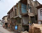 Zile Amasya Caddesi'nde sokak sağlıklaştırma çalışmaları başladı!