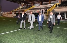 Manisa Fikri Bayrıl ve Tevfik Lav Spor Tesisleri yarın açılıyor!