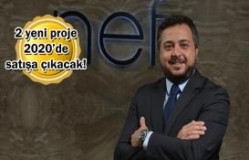 Nef'ten Beykoz ve Çekmeköy'e yeni proje!