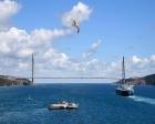 Yavuz Sultan Selim Köprüsü'nde son hazırlıklar yapılıyor!